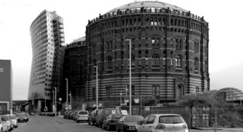 Wien 11, Gasometer